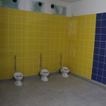 5.WC, séparation prévue